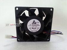 Delta FFB0812EHE-F00 DC Fans 80x80x38mm 12V DC Fan w//Speed Sensor Tach