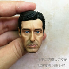 """Free Shipping 1/6 scale scent of a Woman Al Pacino head sculpt  for 12"""" Figure"""