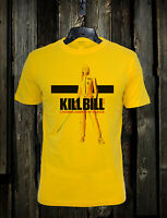 KILL BILL T-SHIRT XS-5XL UNISEX MOVIE TARANTINO UMA THURMAN CULT