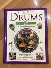 Simply Drums Book and DVD