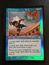 MTG ONSLAUGHT COMPLICATE (ENGLISH COMPLICATION) NM FOIL