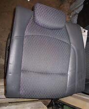 Renault Laguna II 2005 Rückenlehne hinten links, Teilleder Backrest back left, p
