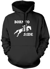 Born To Ride - Horse Rider Riding Unisex Hoodie