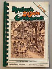 Vintage Roger's Lite Cajun Cookbook Baton Rouge Louisiana Cajun Creole Recipes