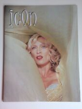 Madonna Fan Club Icon Magazine No.38 from 2002