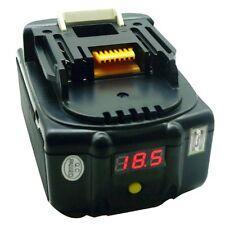 18V 5000mAh Li-ion Battery For Makita BL1830 With Voltage Display Power Bank 5Ah