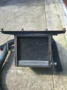 Classic Mini van complete Smiths heater unit with air hoses c1970