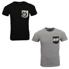 Unifarbene JACK & JONES Herren-T-Shirts
