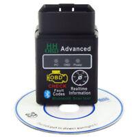 NE_ ELM327 V2.1 OBD2 Bluetooth Car Scanner Android Torque Diagnostic Scan Tool P