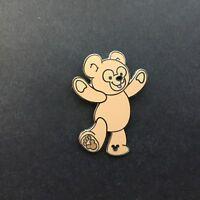 WDW - Hidden Mickey 2007 Series 2 - Disney Bear Happy Disney Pin 58005