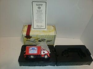 Matchbox Collectibles The Budweiser 1948 GMC C.O.E. Beer Delivery Truck Die-Cast