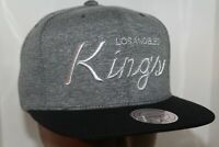 Los Angeles Kings Mitchell & Ness NBA Team Cursive Snapback,Hat,Cap  $ 35.00 NEW