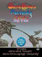 STEVE HOWE - REMEDY LIVE  DVD NEW+