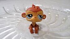 Little Petshop 100% Authentic RARE LPS Monkey Kids Toys Hobbies Games