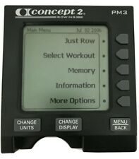 Concept 2 Rowing Machine PM3 Monitor Only