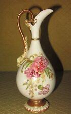 vase en porcelaine Royal Worcester dauphin blush porcelain vase dolphin 1908