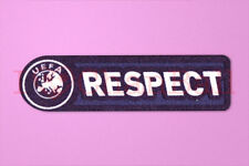 UEFA Respect 2009-2011Sleeve Soccer Patch / Badge
