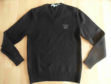 GUESS by Marciano Pullover mit Strass schwarz Gr. 5 TOP  10-13