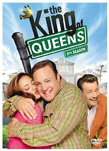 Brand New DVD The King of Queens: The Complete Fifth Season Kevin James Leah Re