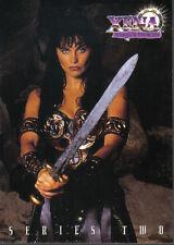 Xena princesse guerrière SÉRIES 2 promotionnel carte P2