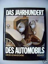 Das Jahrhundert des Automobils 1986 Automobil