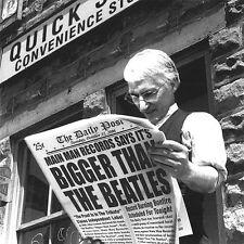 Beatles Tribute CD -Bigger Then The Beatles ,Redd Kross,F3k,,RibEye Bros, More!