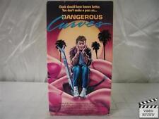 Dangerous Curves VHS Tate Donovan, Leslie Nielsen