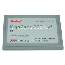 """KingSpec 1.8"""" CE/ZIF 128GB SSD drive disk For DELL LATITUDE P27 P37J HP NC2400"""