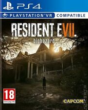 Resident Evil 7: biohazard (PS4) VideoGames