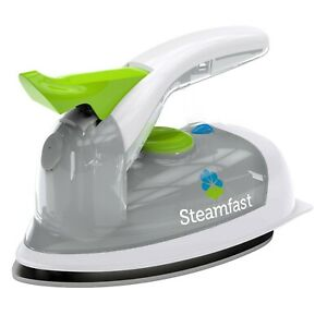 Steamfast Portable Travel Iron : Mighty Steam Iron SF-707 : Ideal for Crafts
