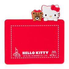 Hello Kitty Sanrio stamp mat silicon Japan Kawaii New cute Free Shipping