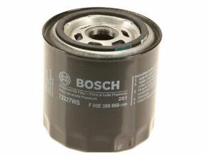 For 2002 Lincoln Blackwood Oil Filter Bosch 69365PK Workshop Single Filter