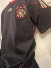 DFB Deutschland Trikot WM 2010 adidas WM 2010 schwarz M
