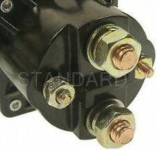Standard Motor Products SS598 Solenoid Starter