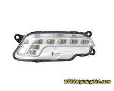 TYC Right Side LED Daytime Running Light DRL 4 Mercedes Benz W212 E Class 10-14