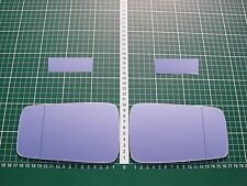 Außenspiegel Spiegelglas Ersatzglas Seat Toledo 1 ab 1991-1998 Li oder Re asph
