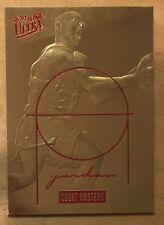 Michael Jordan 1996-97 Fleer Ultra  Court Masters 24 KT Gold