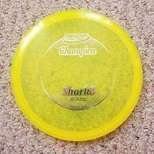 Champion Shark3 Yellow 181 Grams Silver Stamp