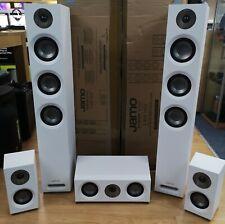 Jamo S 809 HCS Home Cinema 5.0 Speaker System White EX-DEMO#