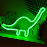 belupai LED Neon Light Signs Room Decor LED Neon Night Lights Battery Powered