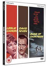 GUNS OF DARKNESS. Leslie Caron, David Niven. New sealed DVD.