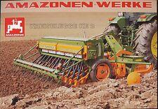 Amazone kreiselegge KE 2 Presse prospectus 7/97 brochure 1997 Allemagne