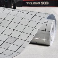 Mosaic Contact Paper Aluminum Foil Wall Sticker Bathroom Kitchen Tile Wallpaper