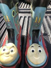 Western Chief Thomas The Tank Engine Vintage Kids Rain Boots Kids Size 10