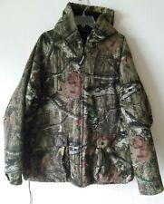 3edb678a292ab Mossy Oak Break-Up Infinity Men's Insulated Zip Up Hooded Jacket Size 3XL  ...