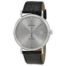 Longines Presence Silver Dial Automatic Mens Watch L49214722