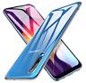 For Samsung A20E  Phone Case Full Body Ultra Slim Clear TPU Gel Cover