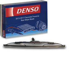 Denso Rear Wiper Blade for Chevrolet Traverse 2013-2017 Windshield aq