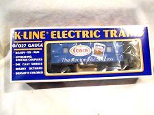 K-Line 0/027 Gauge Crisco Caboose In Original Box