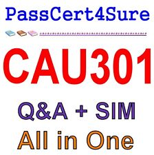 CyberArk Sentry CAU301 Exam Q&A+SIM